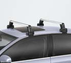 Genuine Audi Base Carrier Bars