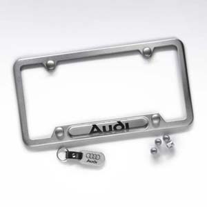 2005 Audi TT License Plate Frame Kit - Audi ZAW-355-010-A