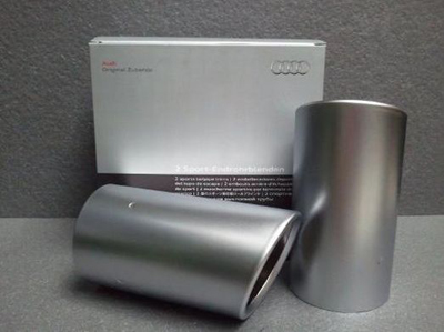 2011 Audi A3 Exhaust Tips - TDI 8P0-071-761-A