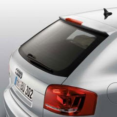 2005 Audi A3 Roof Spoiler 8P9-071-640-9AX