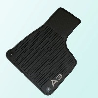 2010 Audi A3 All-Weather Rubber Mats 8P1-061-450-041