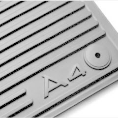 2012 Audi A4 Floor mats - All-weather - Front