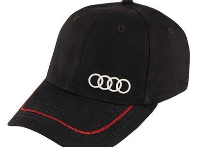 All Audi Personal Accessories Stylized Stitch Cap ACM-489-9