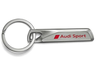 All Audi Personal Accessories Audi Sport Stainless Steel Key ACM-898-7