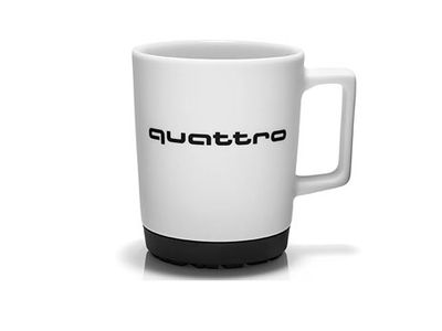 All Audi Personal Accessories quattro Mug ACM-B11-0