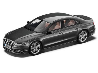 All Audi Personal Accessories Audi S8 2014 1-43 Scale Model ACM-C10-4