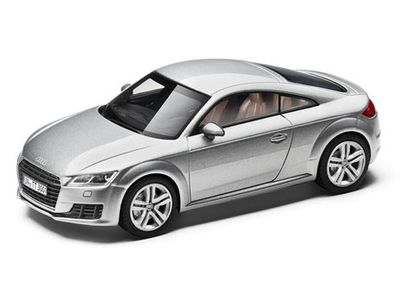 All Audi Personal Accessories Audi TT Coupe 1-18 Scale M ACM-C20-0SI-L