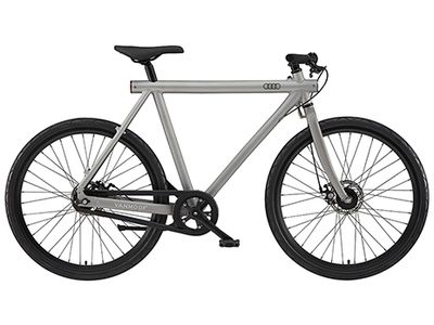 All Audi Personal Accessories Vanmoof D Series Bike - Gray ACM-S80-0