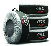 2016 Audi RS7 Tire Totes ZAW-601-001