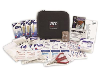 All Audi Personal Accessories First Aid Kit ZAW-093-108