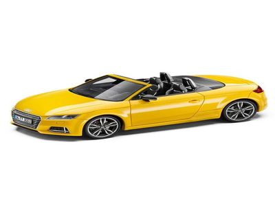 All Audi Personal Accessories Audi TTS Roadster 1-43 Scale M ACM-C10-3