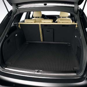 2012 Audi A4 Trunk Liner - Low Profile 8K9-061-180