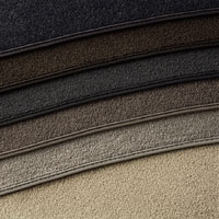 2012 Audi A7 Front Carpeted Floor Mats