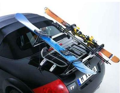 2001 Audi TT Luggage Rack Ski Conversion - Roadster 8N7-071-271