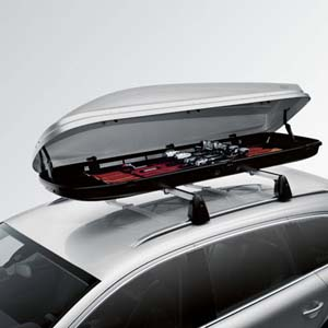 2012 Audi Q5 Ski holder for ski and luggage box - attachme 000-071-274