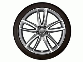2014 Audi A8 20 inch Cartesia Alloy Wheel 4H0-071-490-4EE