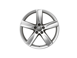 2014 Audi A4 17 inch 5 Spoke Alloy Wheel (Winter) 8K0-071-497-A-8Z8