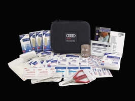2014 Audi S8 First Aid Kit - Audi Black ZAW-093-108