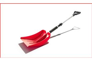 2015 Audi Q5 Snow Shovel with Telescoping Handle 8R0-096-010-D