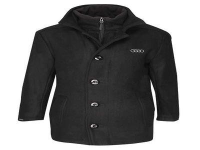 All Audi Personal Accessories Wool Jacket - Youth