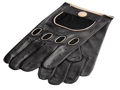 All Audi Personal Accessories Leather Driving Gloves - Mens ACM-A10-1
